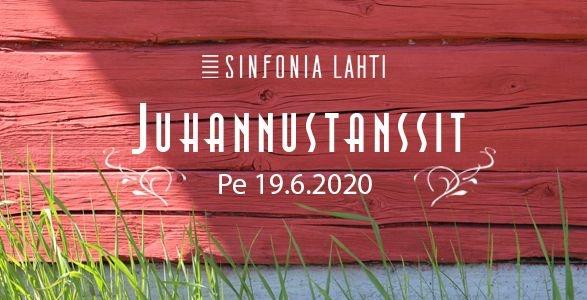 Sinfonia Lahti_Juhannustanssit