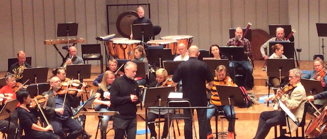 Kaupunginorkesteri