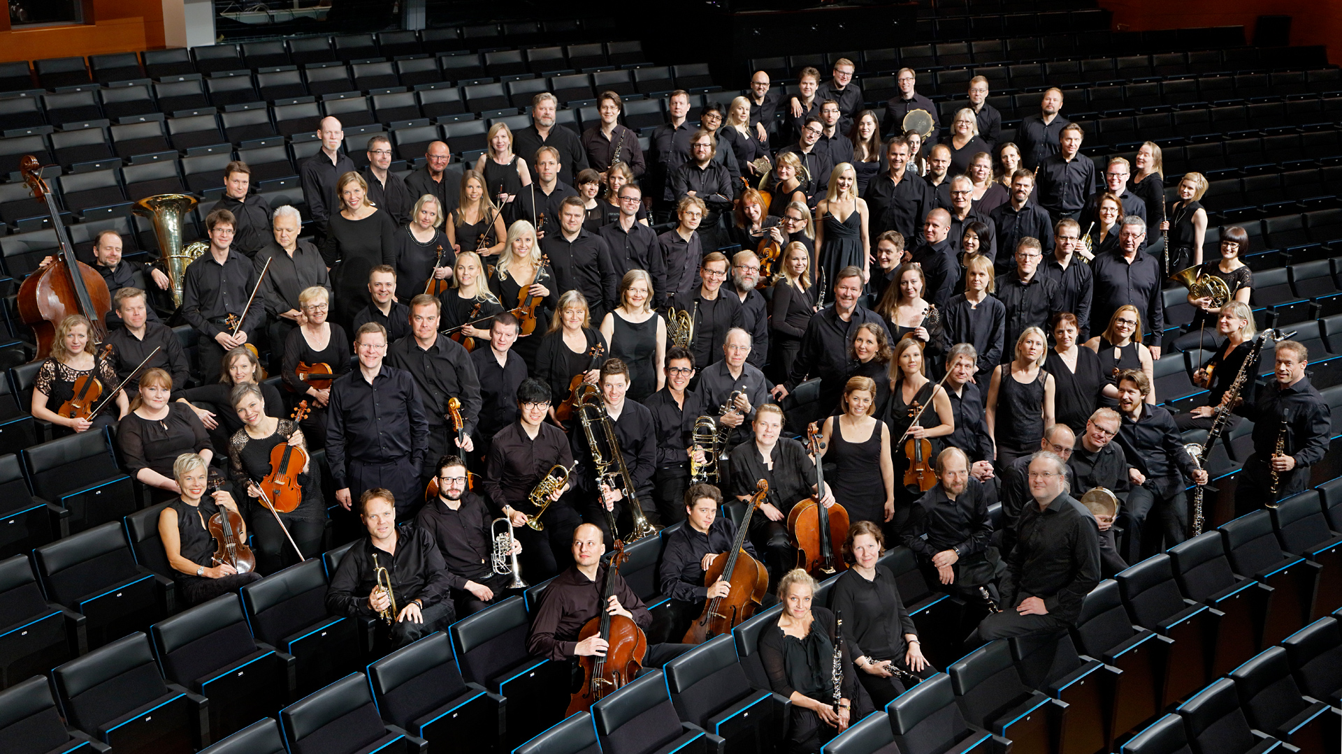 The Orchestra of the Finnish National Opera