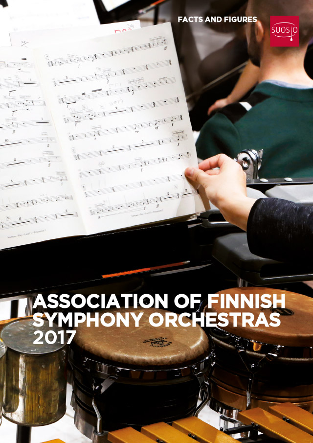 Facts and figures of member orchestras 2017