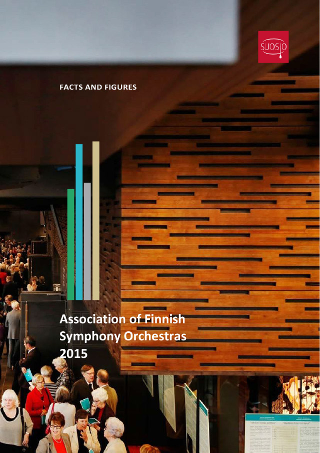 Facts and figures of member orchestras 2015