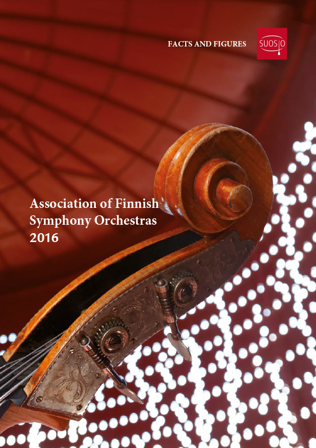 Facts and figures of member orchestras 2016