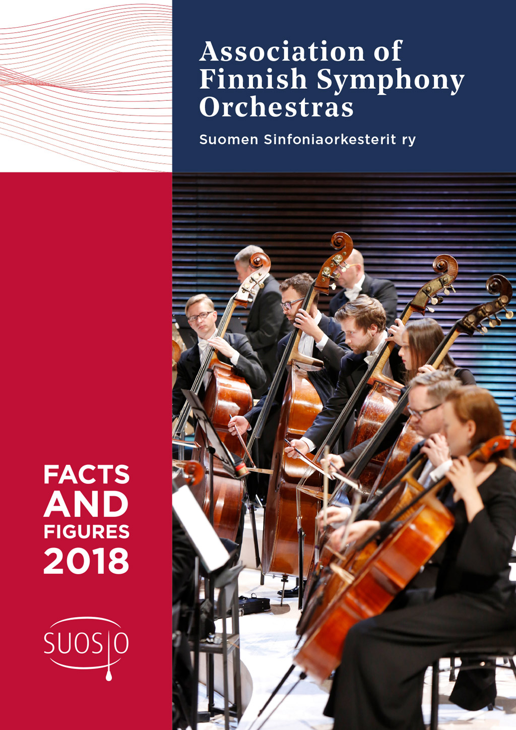 Facts and figures of member orchestras 2018